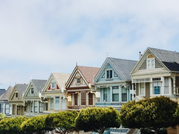Homes of Different Colors From LoanNEX Digital Platform